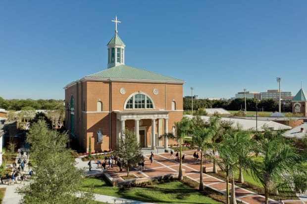Duncan G. Stroik Architect, LLC: Chapel of the Holy Cross