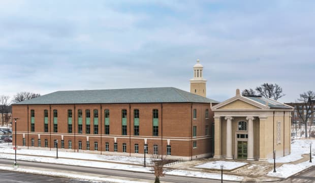 Walsh Family Hall Dedicated as New Home of Notre Dame School of Architecture