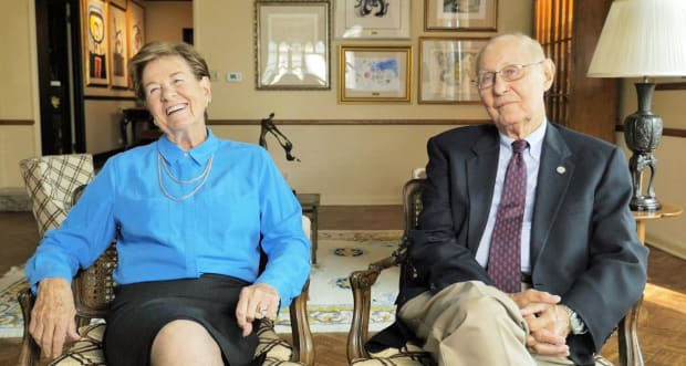 IU School of Art, Architecture + Design renamed for Sidney and Lois Eskenazi