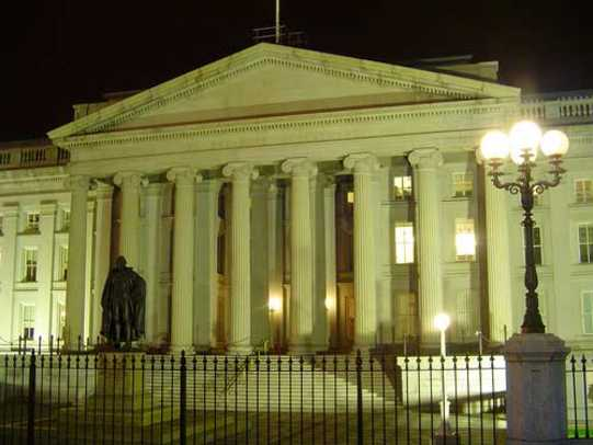 weathercap-united-states-treasury-building