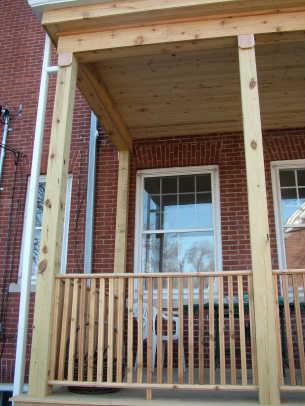 Vincent Michael 6 porch clsr32309