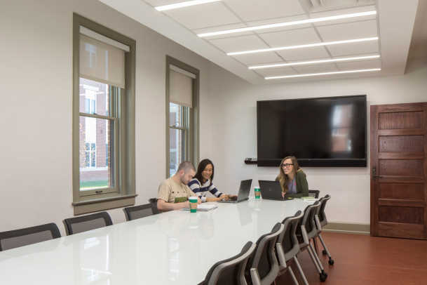 Lord Aeck Sargent S Renovation Of Patterson Hall