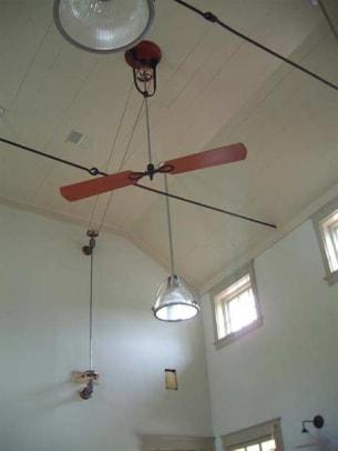 woolen-mill-fan-cassowary-belt-and-pulley-with-lineshaft