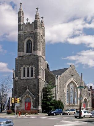 Fea Churches 1 - Calvary