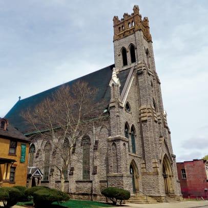 fea churches 9 St. Patrick