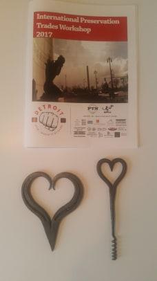Blacksmith hearts