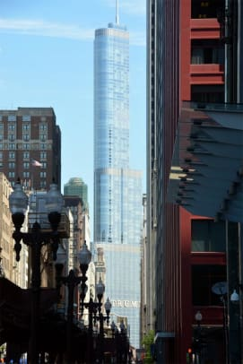 9 Trump Chicago from Wabash (1)