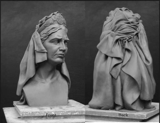 Andrew Wilson Smith Sculpture Studio O-Antigonie 2006