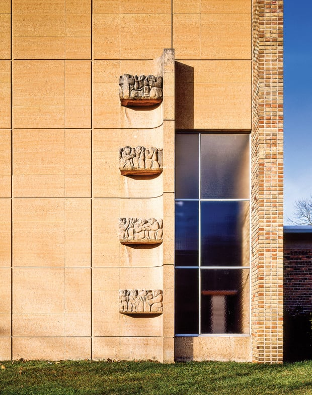 The Preservation of Christ Church Lutheran by MacDonald & Mack Architects