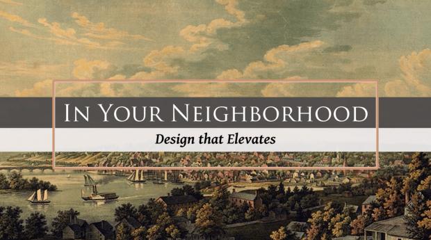 In Your Neighborhood: Georgetown with Ankie Barnes