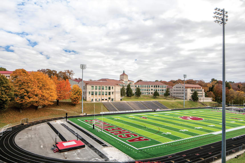 asheville high school addition - 860×573