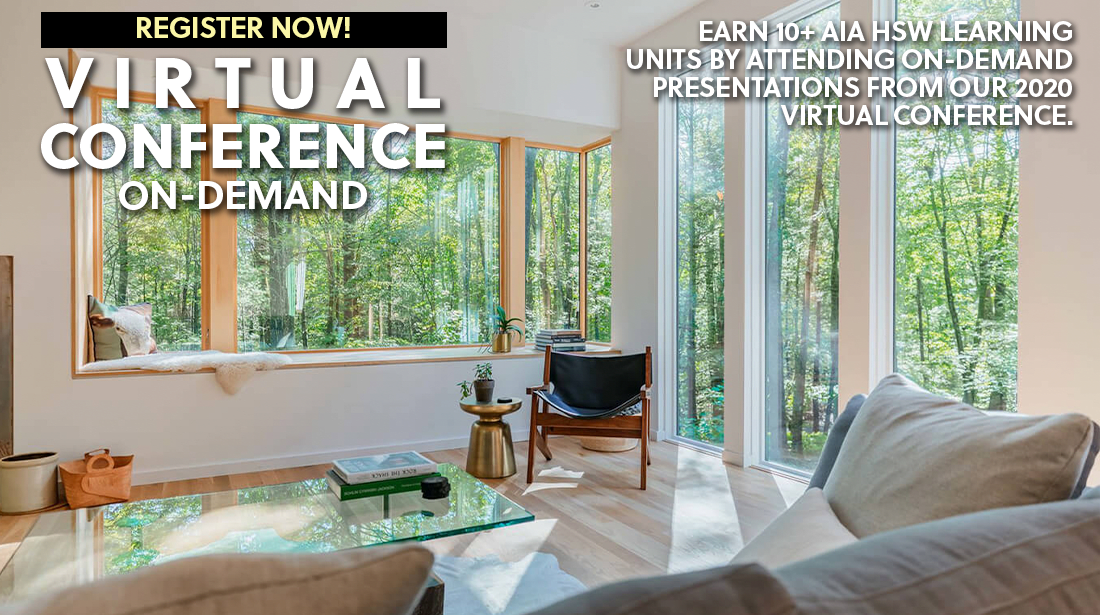 The Traditional Building Virtual Conference 2020-2021