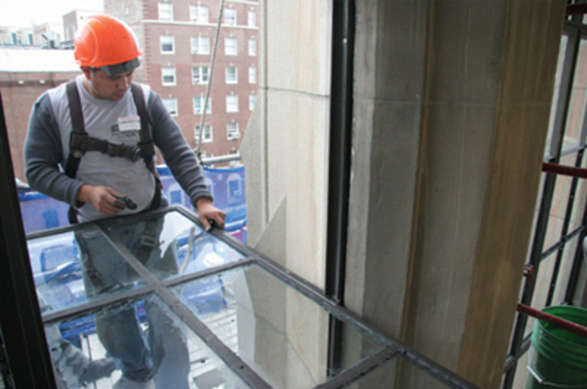 Steel Window repair and restoration.