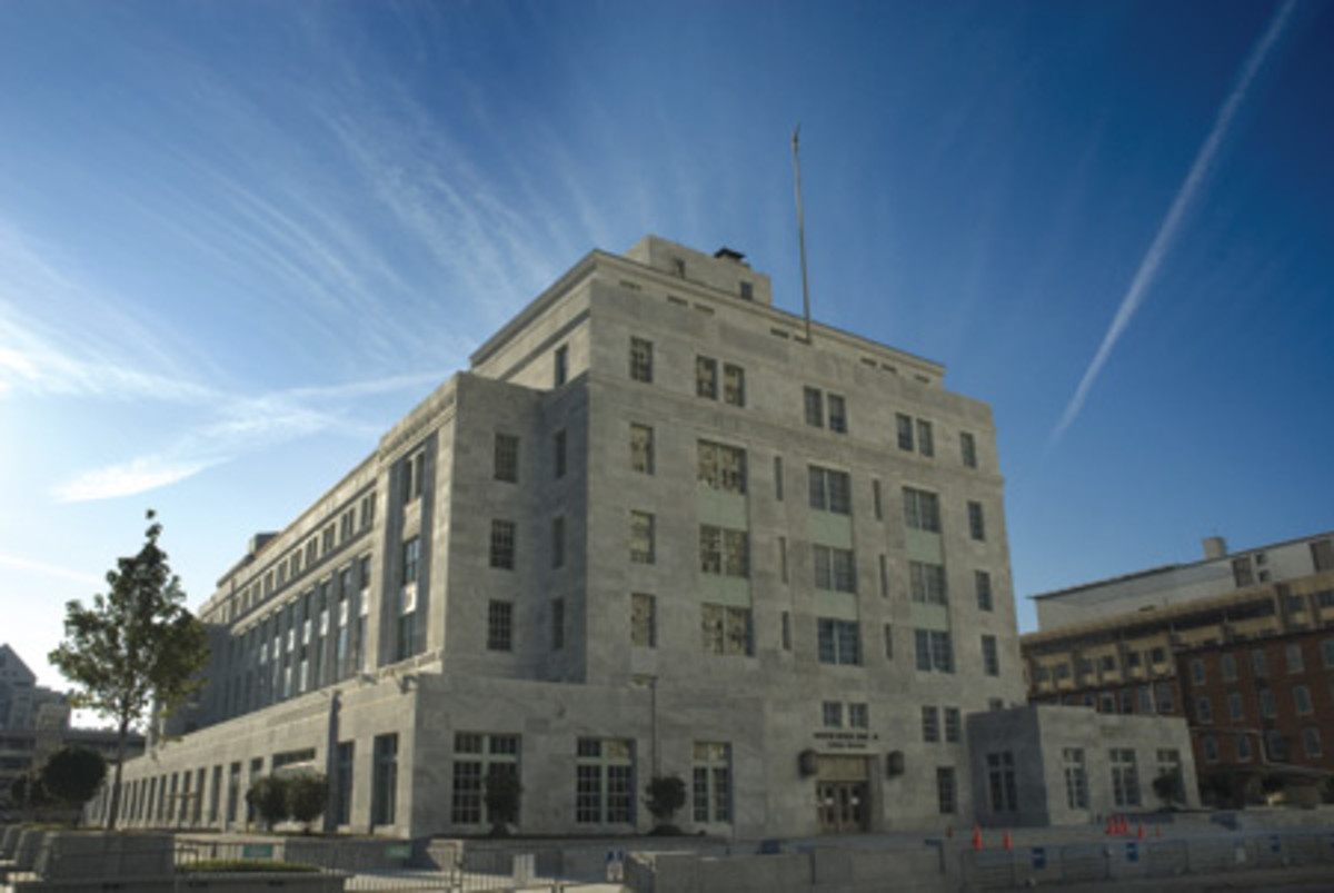 Restoration Of The Martin Luther King Jr Federal Building