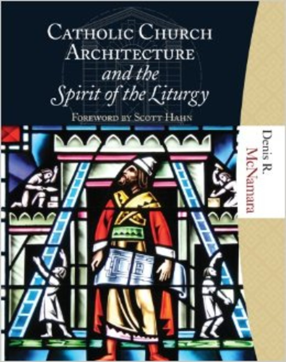 architecture and the spirit of the liturgy