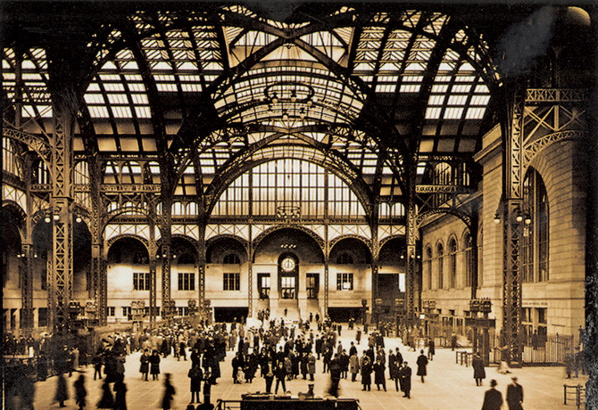 Rebuild Penn Station A Visionary New Plan Traditional