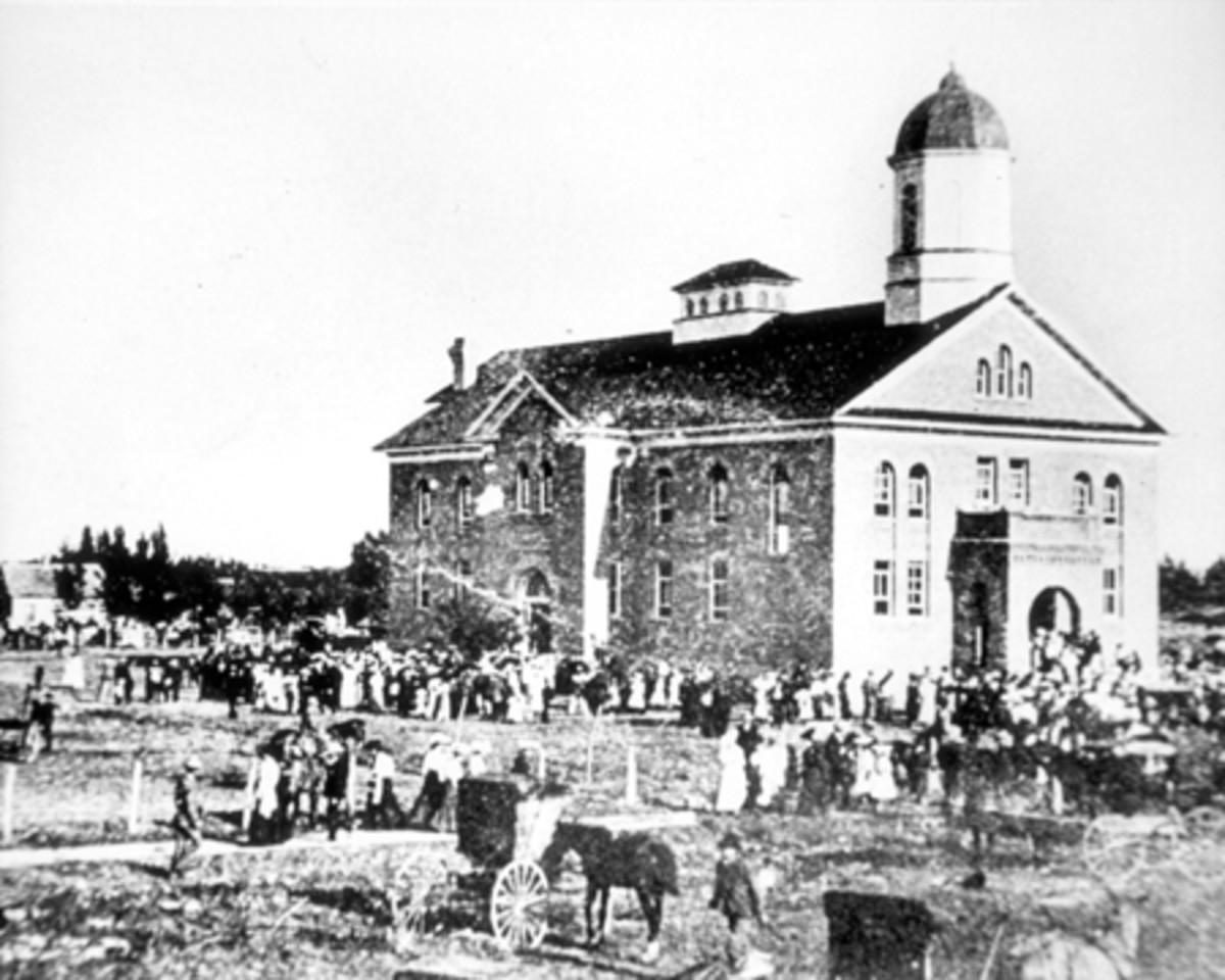 unitah Stake tabernacle