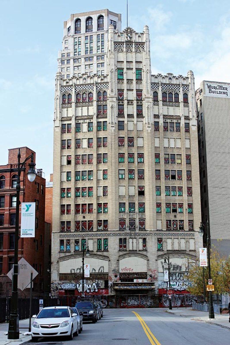 Metropolitan Building Detroit