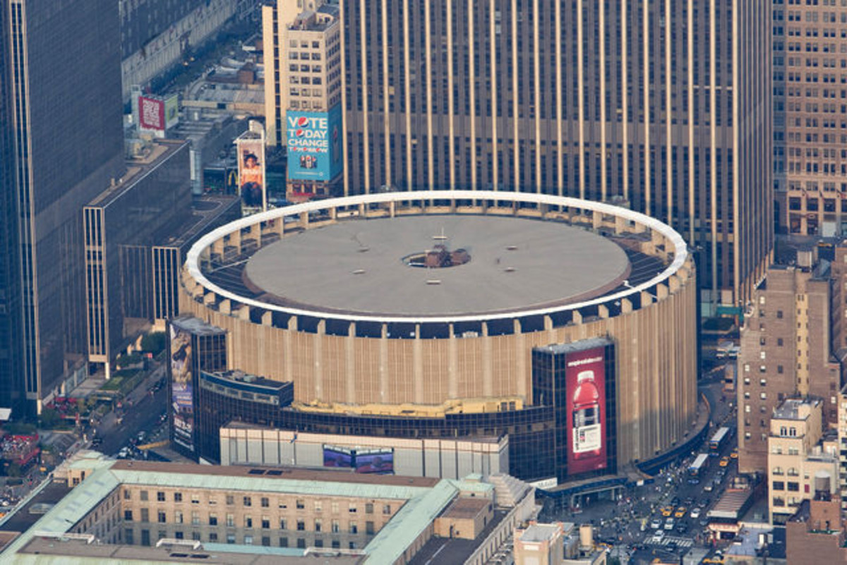 To Transform Penn Station Madison Square Garden Must Move Historic Properties And Traditional