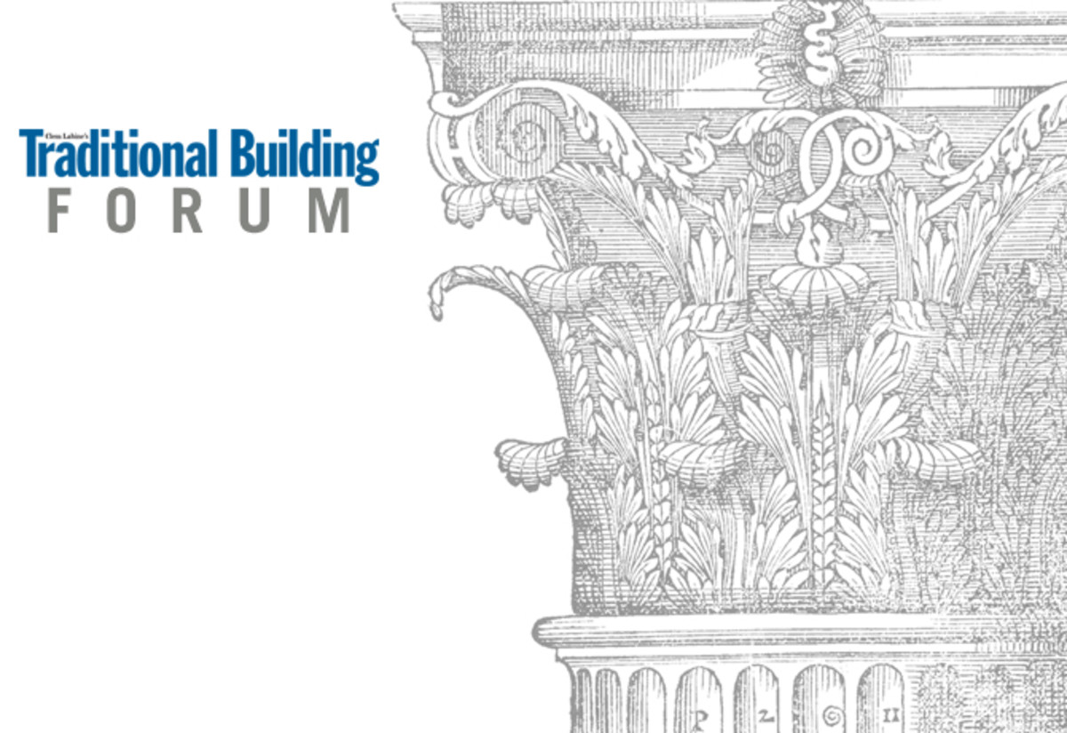 The 20 Acre Rule Myth Forum Traditional Building