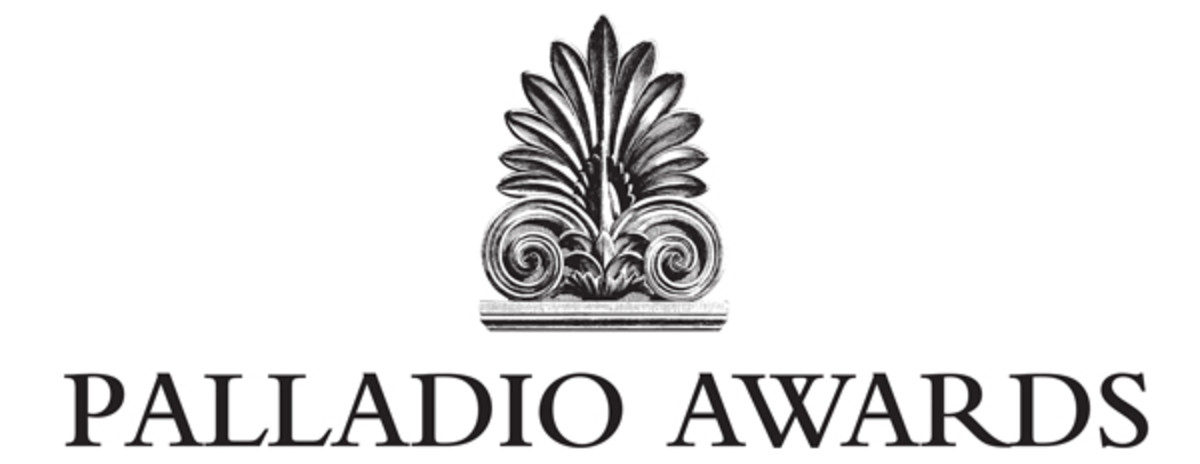 palladio awards history
