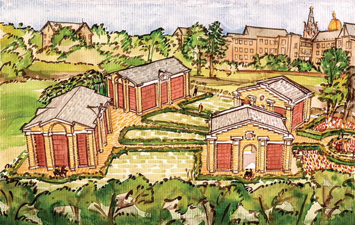 Classical Architecture Contributor Thomas Gordon Smith