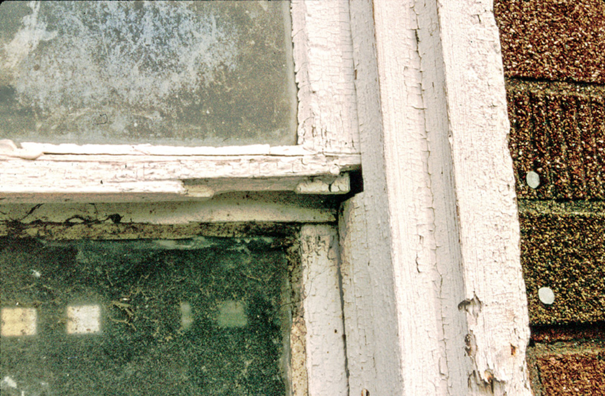 Repairing Historic Wood Windows Traditional Building