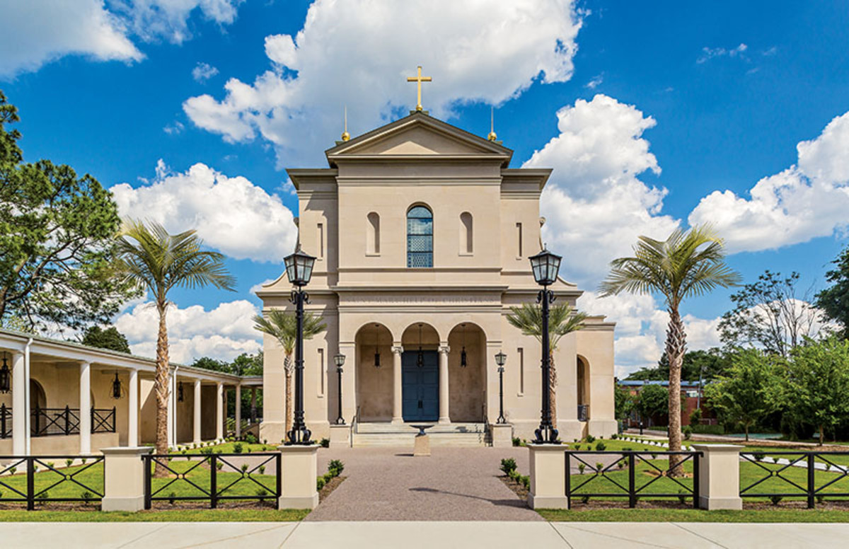 A New Traditional Roman Catholic Church In South Carolina