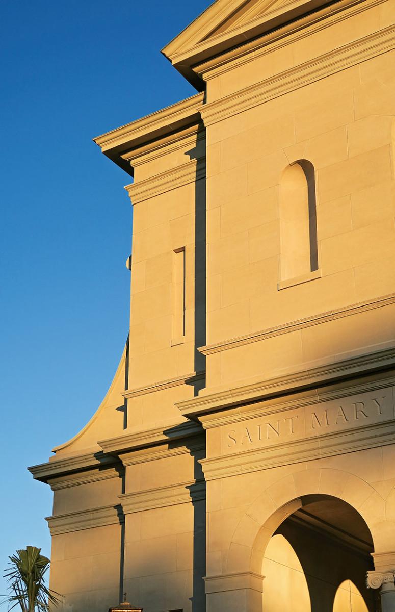 sanctuary facade