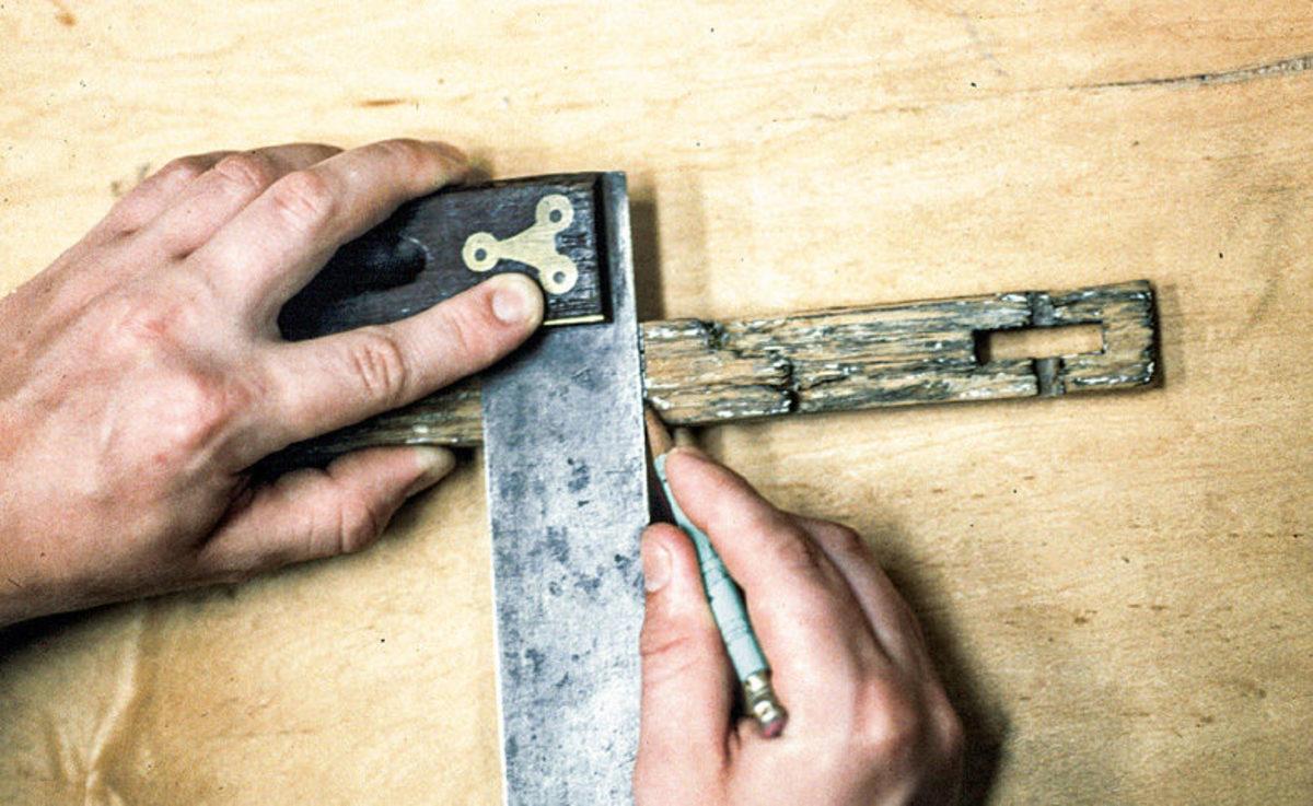 repairing wood window