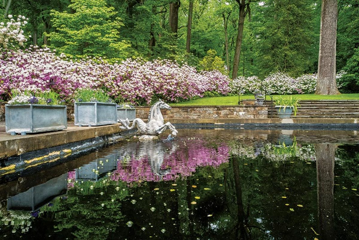 The Challenges of Preserving Historic Gardens ...