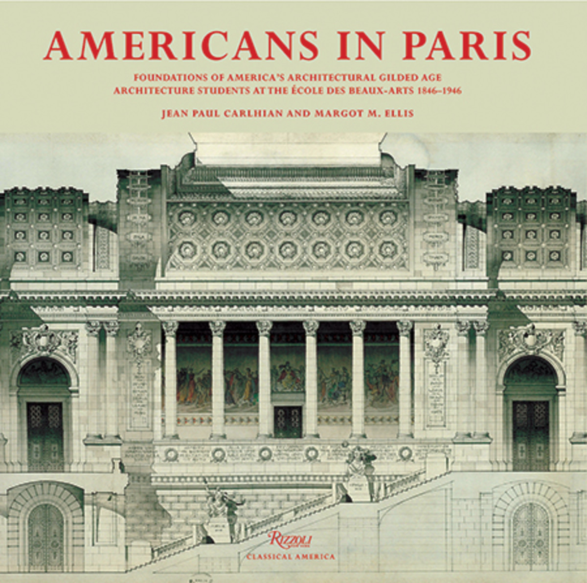 Book Review Americans In Paris Traditional Building