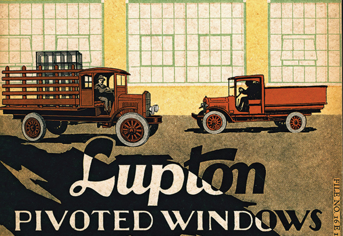 david Lupton historic windows