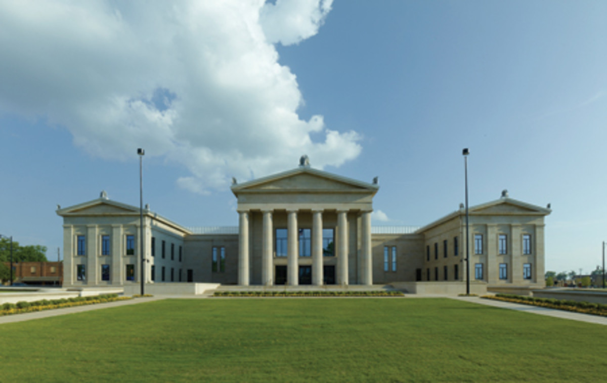 Tuscaloosa Federal Building and Courthouse for the General Services Administration