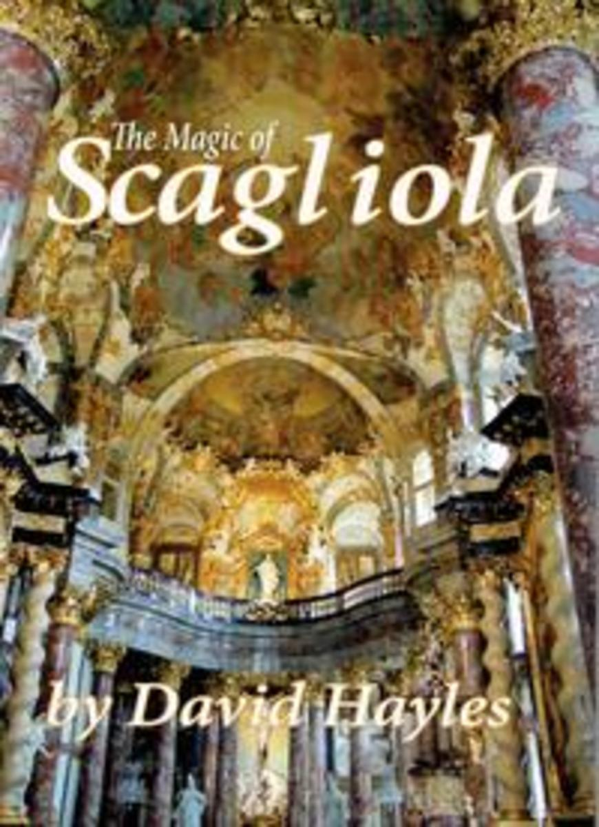 the magic of scagliola