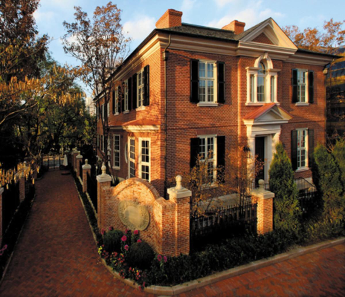 John Milner Architects' Traditional Design and Restoration