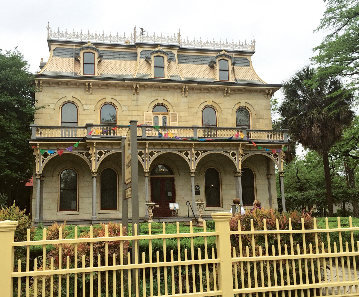 Written by Vincent Michael, a blog on house museums drew quite a bit of attention.