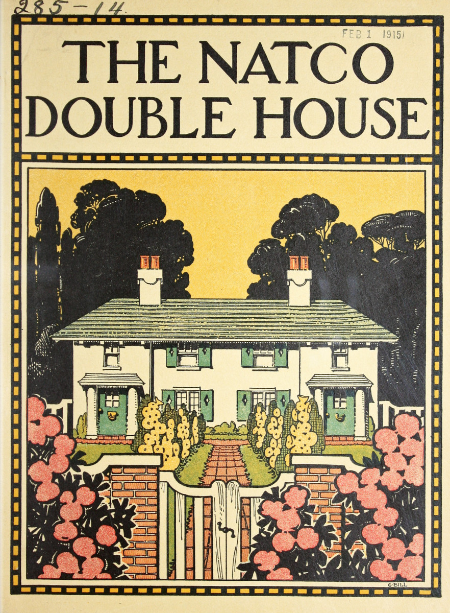 The Natco Double House Cover