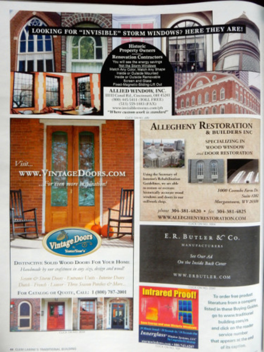 brussat vintage doors catalog