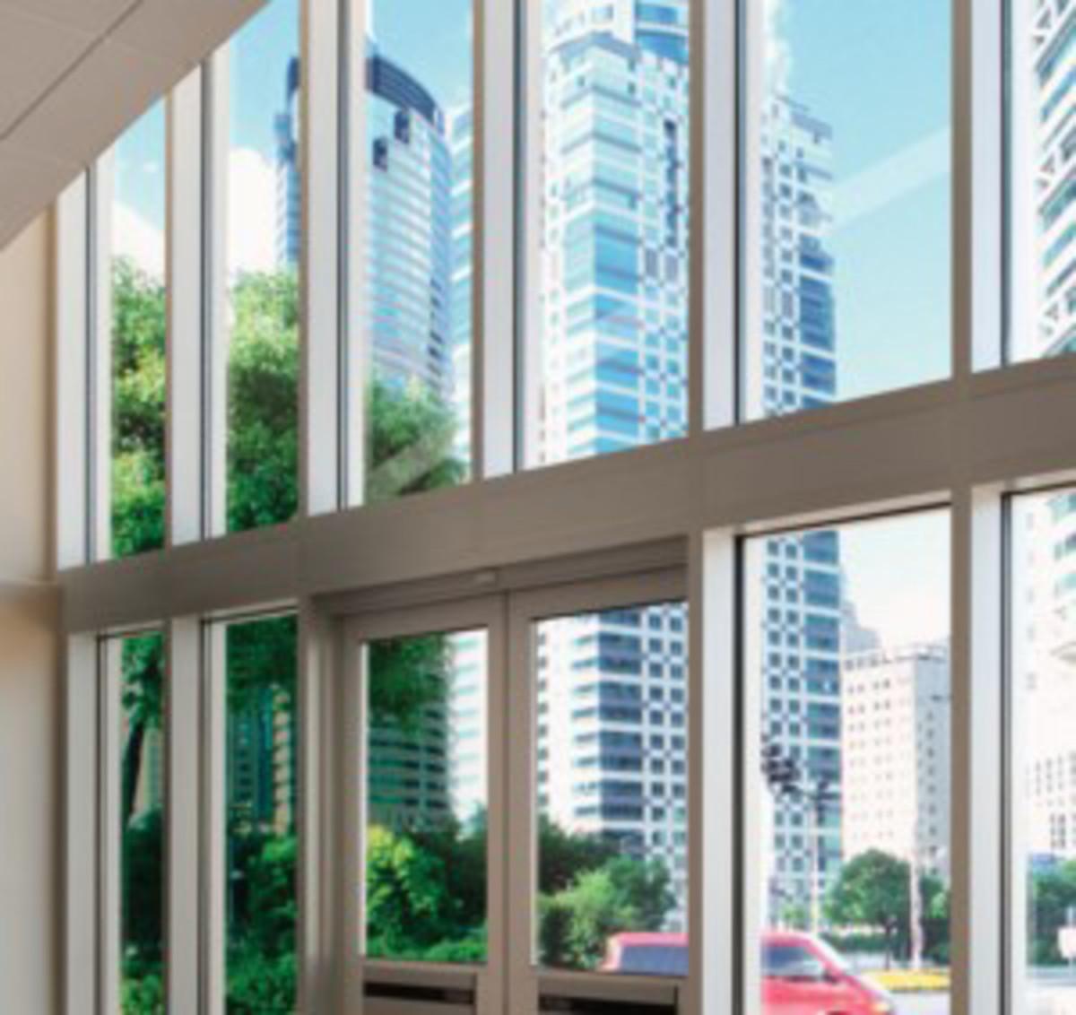 Trifab windows