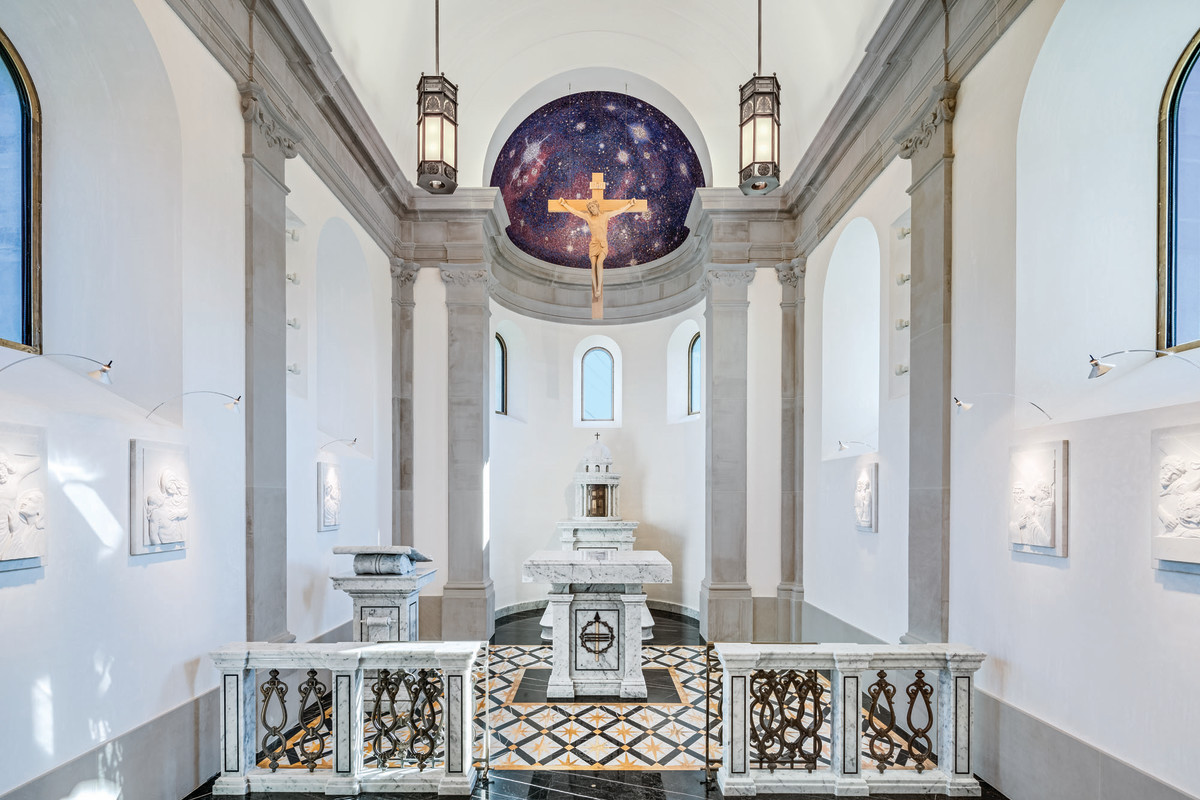 Mary S Chapel 2017 Palladio Awards Traditional Building