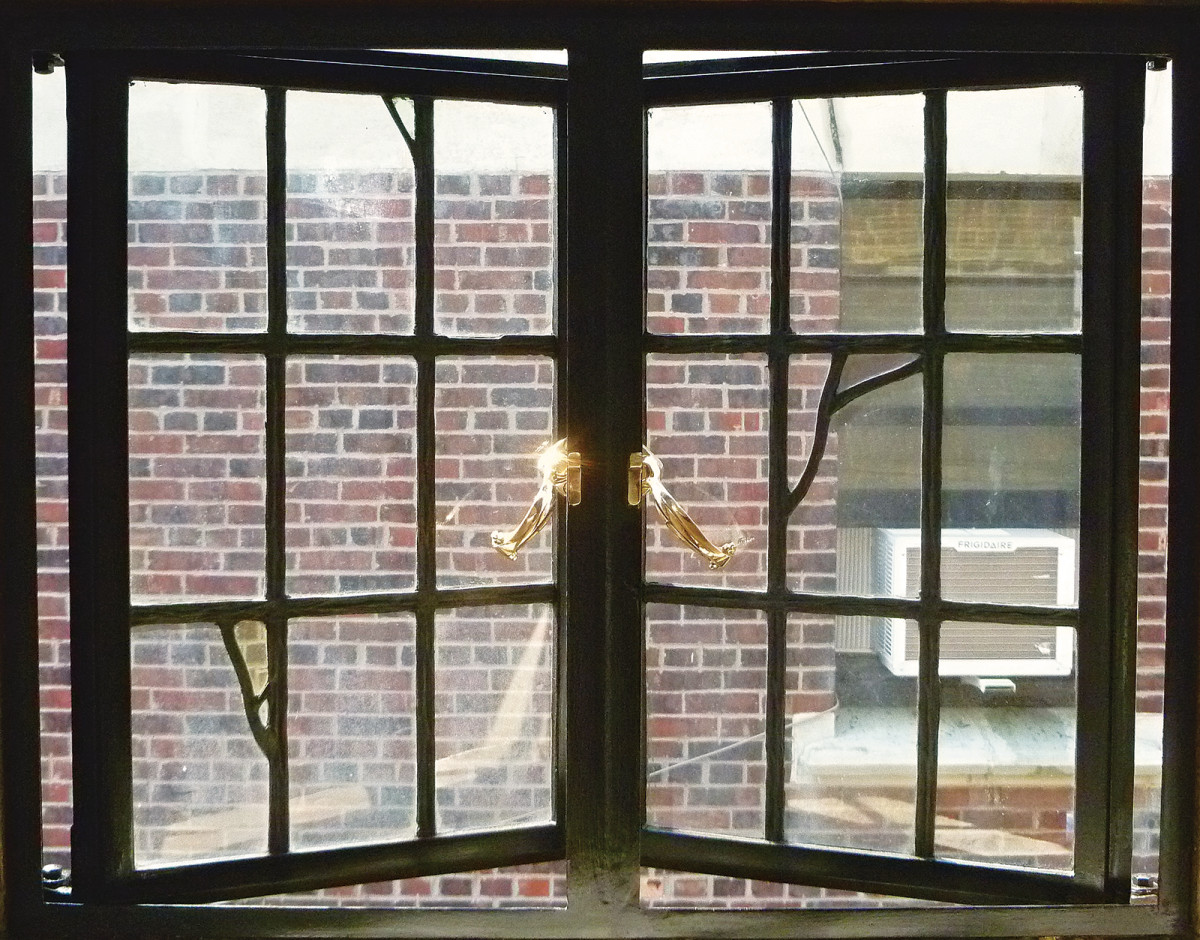 casement metal window