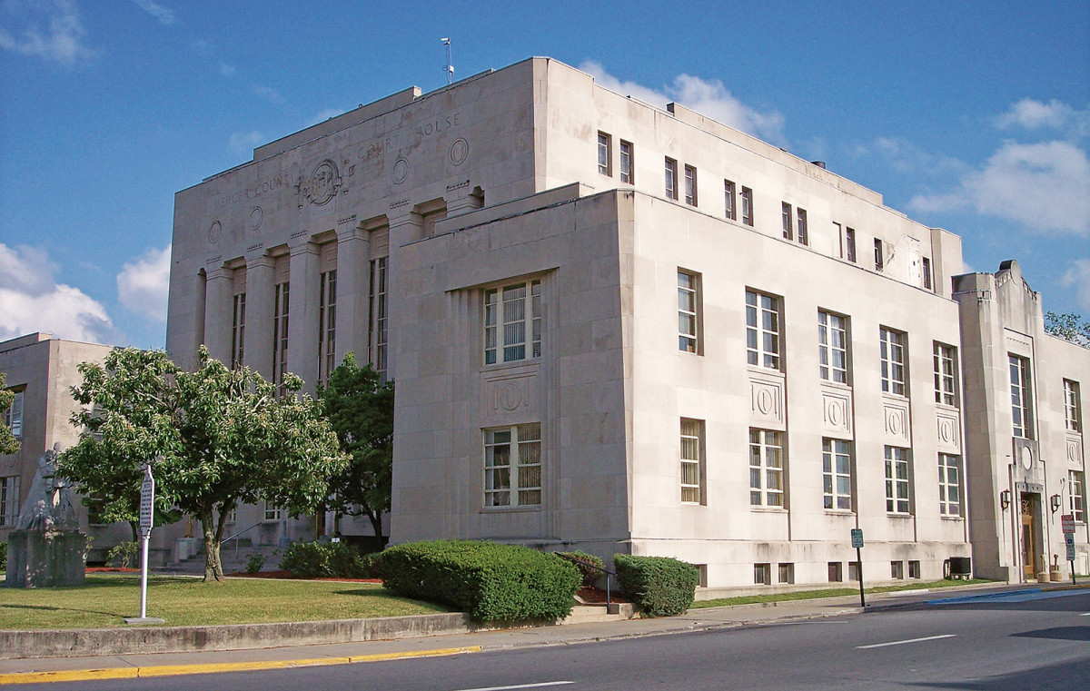mercer county courthouse