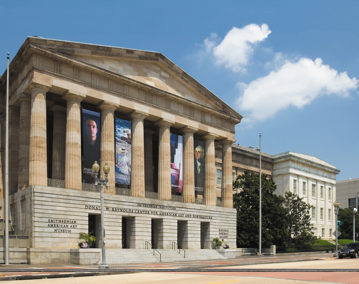 Reynolds Center at the Smithsonian