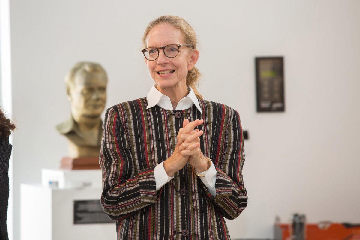 Elizabeth Plater-Zyberk. Photo: courtesy of Elizabeth Plater-Zyberk