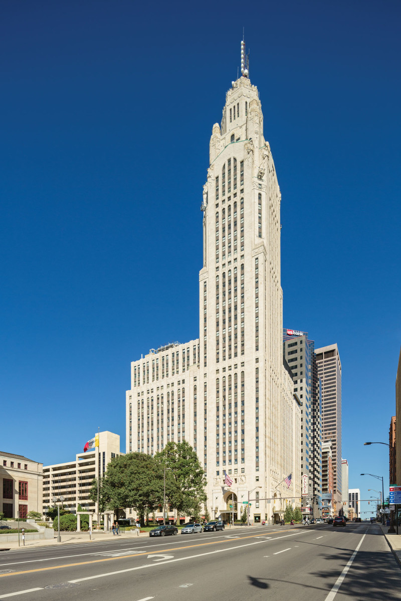 LeVeque Tower, Cincinnati