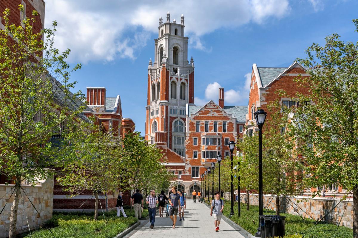 Prospect Walk at Yale