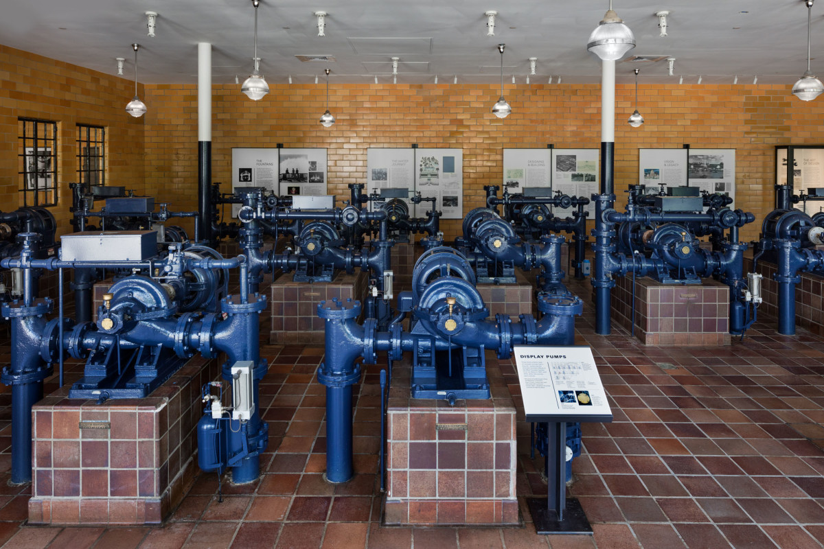 mechanical room museum