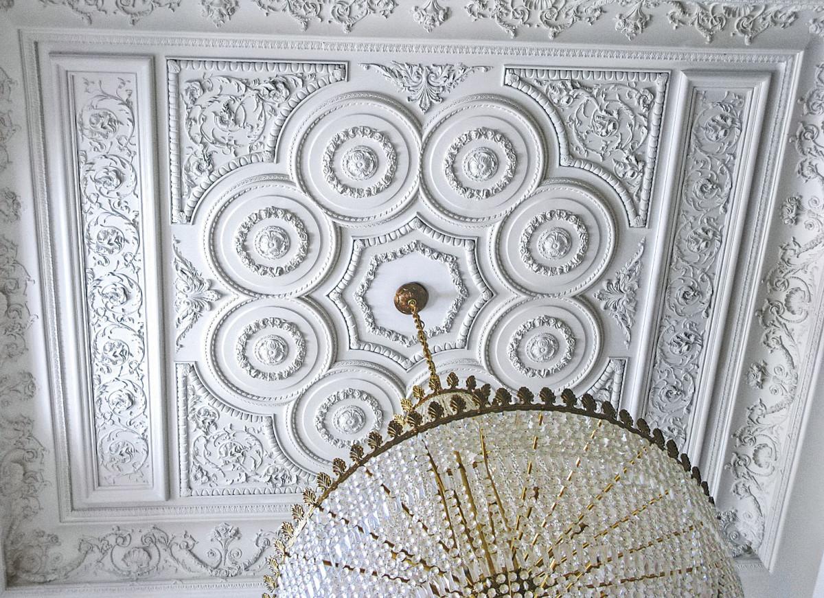 JP Weaver ceiling