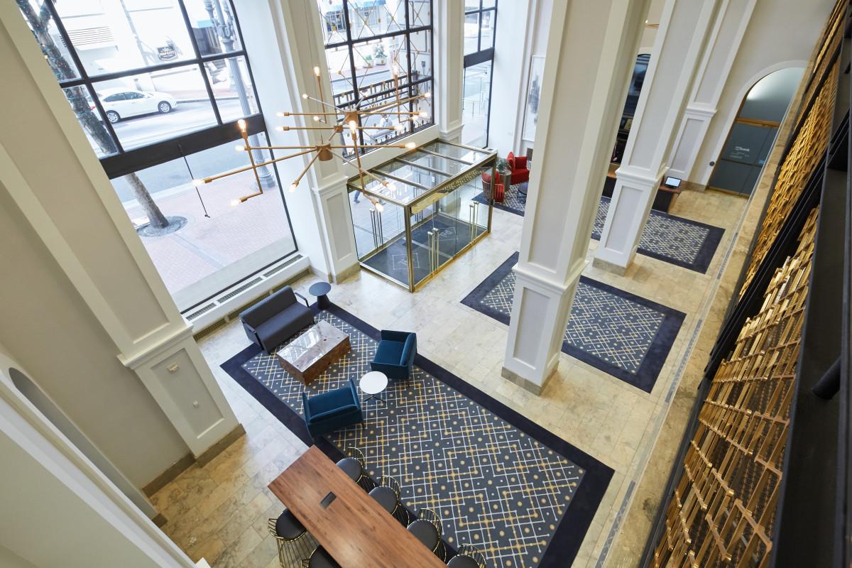 P+L Lobby, ESI Design